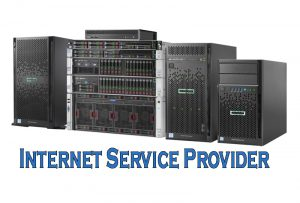 Internet provider web hosting