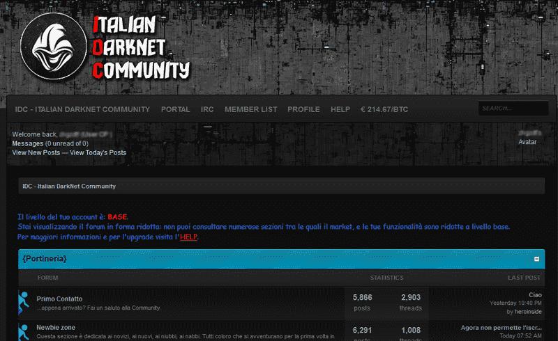 italian-darknet-comunity-navigare-nel-dark-web-sito-web-style